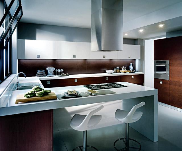 Cucina vivibile su tre lati - Foto 1 LivingCorriere