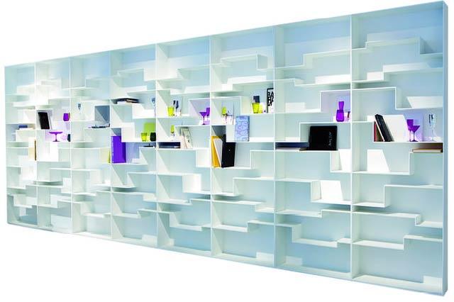 Librerie new concept foto livingcorriere
