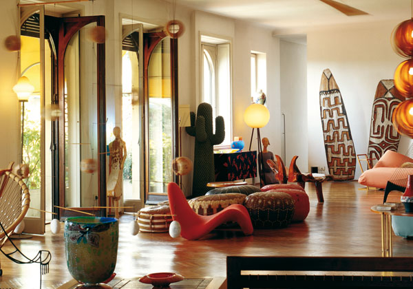 Interni italiani foto 1 livingcorriere for Interior design italiani