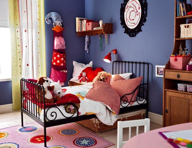 Arredi creativi come giocattoli foto 1 livingcorriere - Catalogo ikea camerette ...