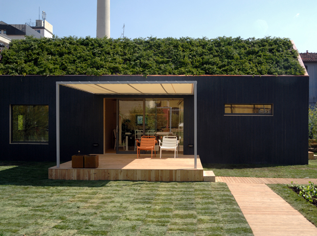 Casa pronte per domani foto 1 livingcorriere for Angelo case mobili