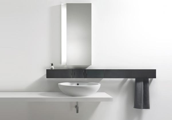 Idee per il bagno foto 1 livingcorriere - Idee specchi per bagno ...
