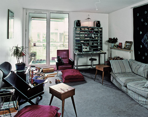 Parigi la sorpresa della privacy foto 1 livingcorriere for Interni parigini