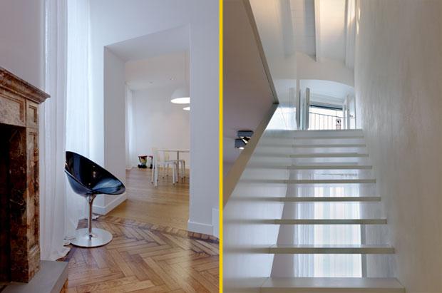 Vivere su due livelli foto 1 livingcorriere for Aggiunte a casa su due livelli