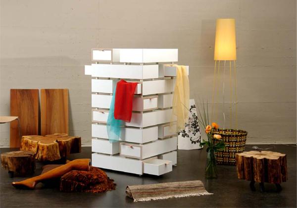 Cassettiera Trip Trumeau By Seletti.Il Como In Una Stanza Foto 1 Livingcorriere