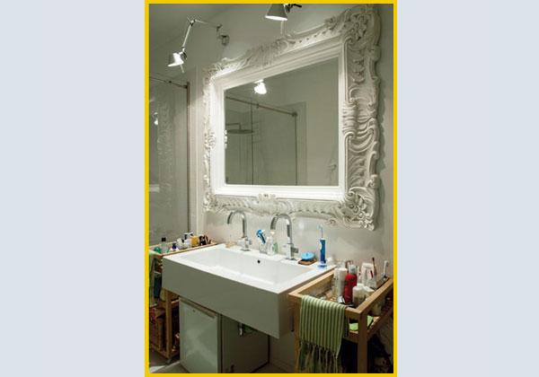 Lo stile in bagno foto 1 livingcorriere for Arredo bagno barocco