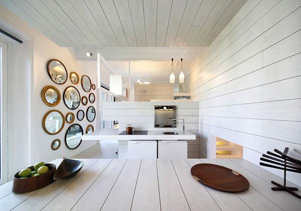 Arredare le pareti di casa foto 1 livingcorriere for Arredamento casa soggiorno