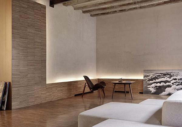 Arredare le pareti di casa foto 1 livingcorriere for Arredare le pareti