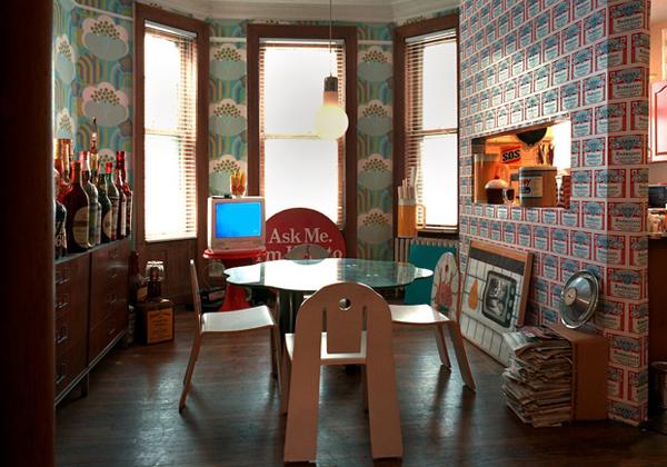 Arredare le pareti di casa foto 1 livingcorriere for Arredare le case