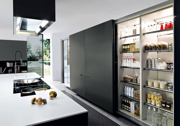 Cucine da vivere foto 1 livingcorriere - Dispense per cucine ...