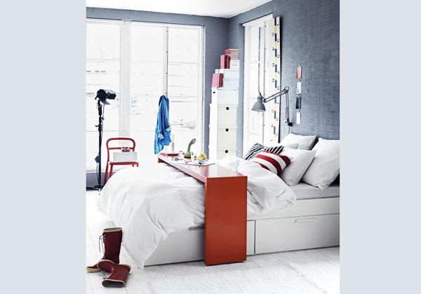 Tavolino Per Mangiare A Letto Ikea.Cosa Metti Sul Comodino Foto 1 Livingcorriere