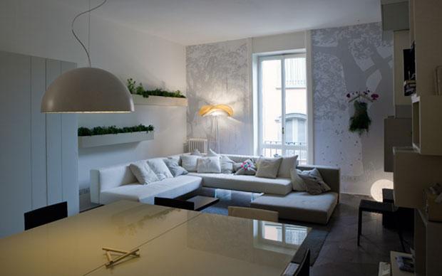 Stanze a cui ispirarsi foto 1 livingcorriere for Appartamento design industriale