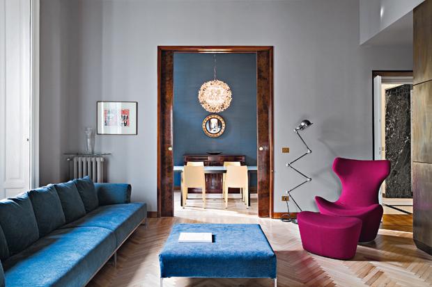 Piero portaluppi foto 1 livingcorriere for Appartamenti design milano affitto