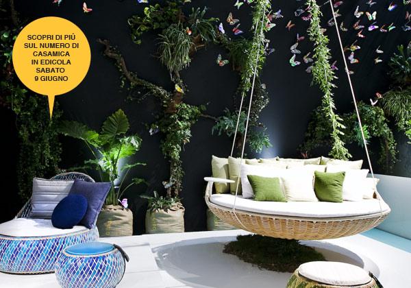 Arredare il giardino foto 1 livingcorriere for Arredi natalizi per esterni