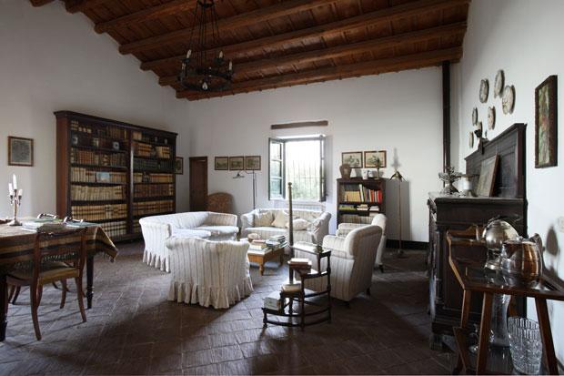 Lo spazio come lusso foto 1 livingcorriere for Case antiche ristrutturate