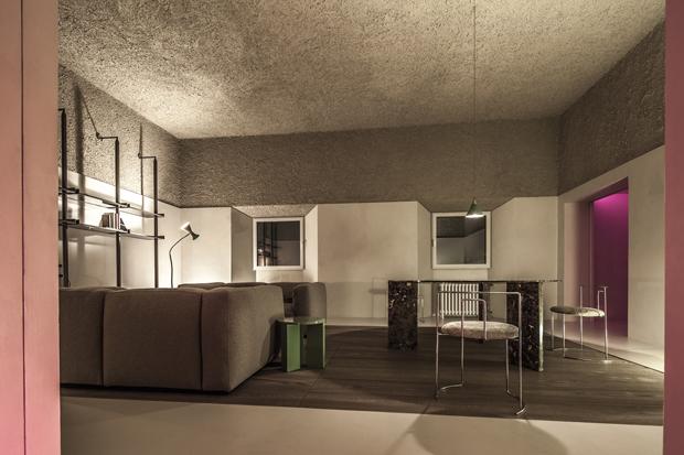 Una casa una visione foto 1 livingcorriere for Casa design roma