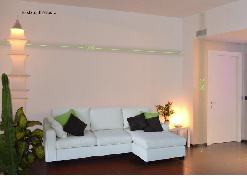 Un giardino in soggiorno livingcorriere for Appartamento new design roma lorenz