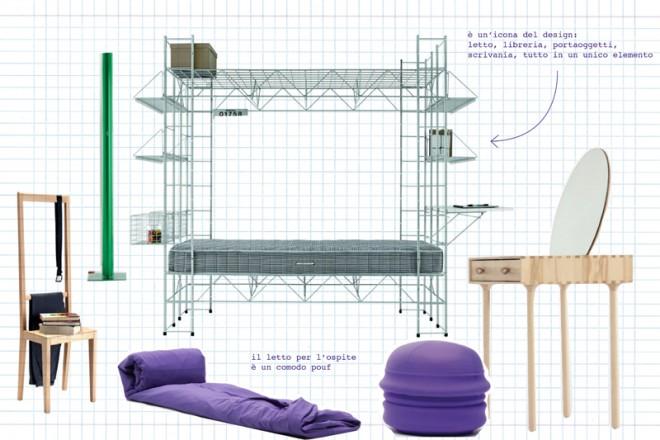 Soluzioni ad hoc per minispazi livingcorriere