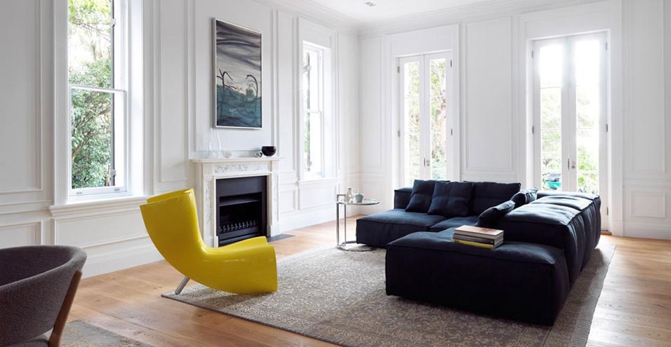 arredare in stile classico e moderno - Arredamento Moderno Design