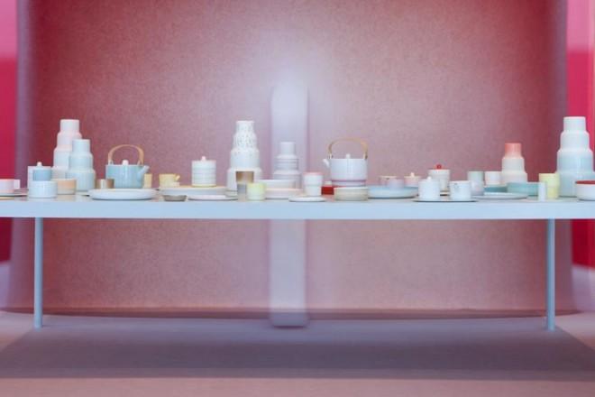 Da Chicago a Londra, le installazioni colorate dei due designer olandesi