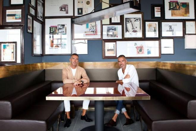 Ceresio 7, il bar ristorante di Dsquared² – Living Corriere