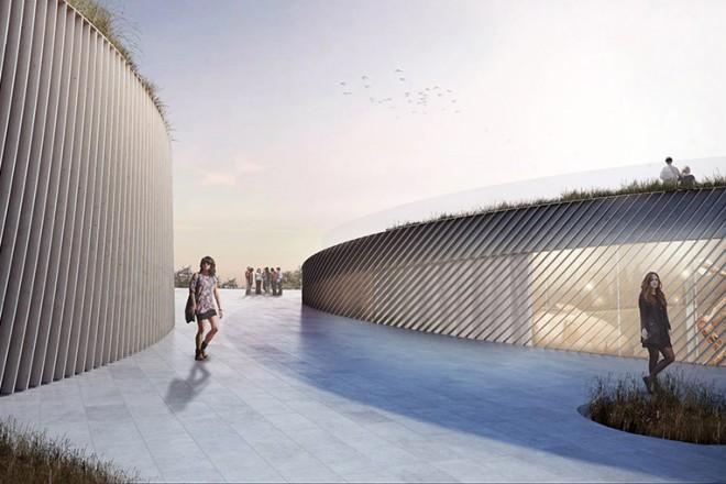 La nuova Cité du Corps Humain (il museo del corpo umano) a Montpellier, in Francia, avrà la forma di un edificio composto di tante unità circolari che si intersecano tra di loro creando un percorso fluido e senza interruzioni. Così è stata concepita dallo studio di architettura danese BIG che ha vinto il concorso bandito dalla città francesebig.dk
