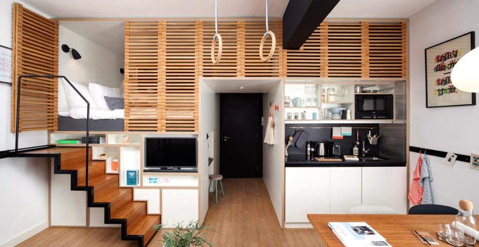 Cucina Soggiorno Open Space 25 Mq. Arredare Cucina Soggiorno ...