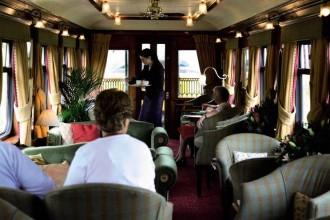 Da Edimburgo a Londra sul treno a cinque stelle del gruppo Orient-Express