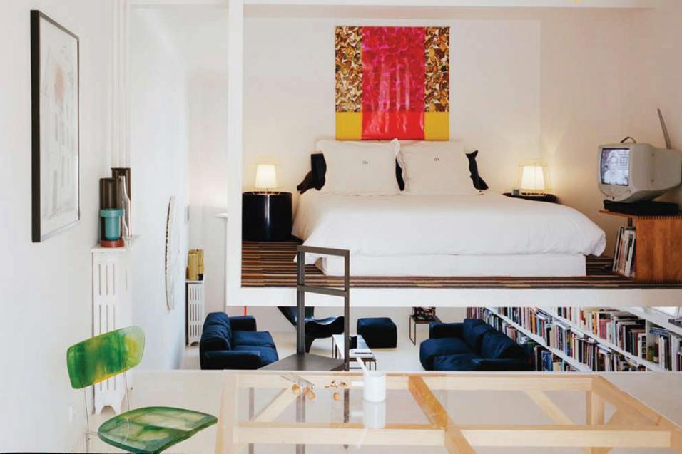 Case con soppalco for Mini appartamenti arredati giugliano