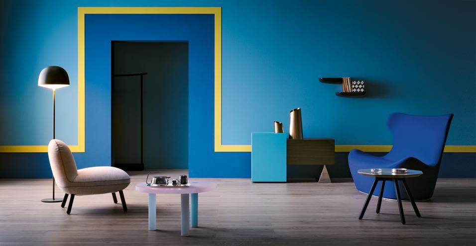Nel blu dipinto di blu - LivingCorriere