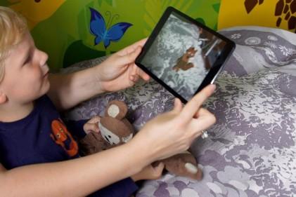 Una collezione tessile nasconde immagini 3D per inventare favole su tablet o smartphone, TexTales è ora su Kickstarter per raccogliere approvazione e nuove idee