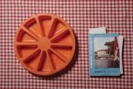 La tortiera Fettexfette per Guardini, uno stampo in silicone suddiviso in 10 spicchi