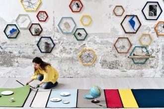 Tapperello è il tappeto da personalizzare firmato Nicola Lattanzi per Formabilio, una piattaforma web dove si incontrano creatività e artigianalità Made in Italy.formabilio.com