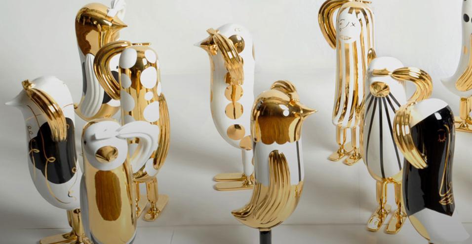 Presentata nello showroom newyorkese Design-Apart la special edition 2014 della collezione Hopebird realizzata dal designer Jaime Hayon in collaborazione con Bosa. Quindici sculture da tavolo tutte diverse tra loro e decorate a mano in vendita anche online