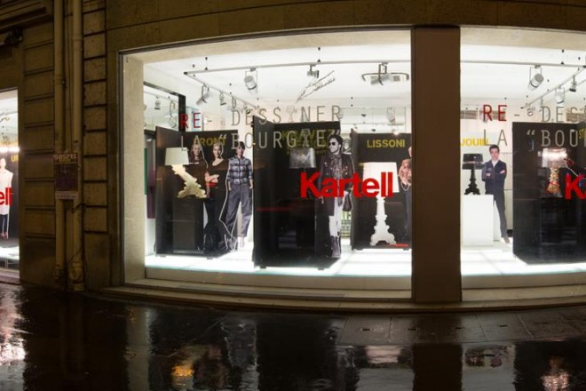 Bourgie Kartell: 10 anni