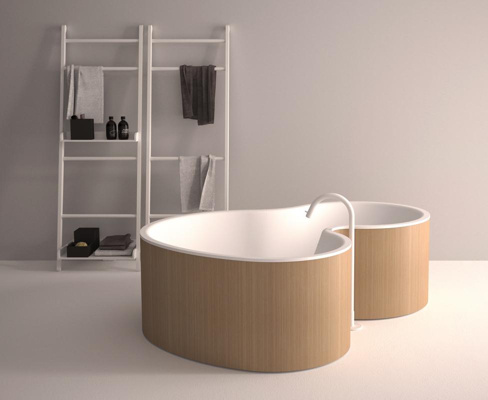 Una vasca da bagno per due - Vasca da bagno per due ...