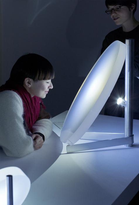 Chris Kabel, Blue Sky Lamp