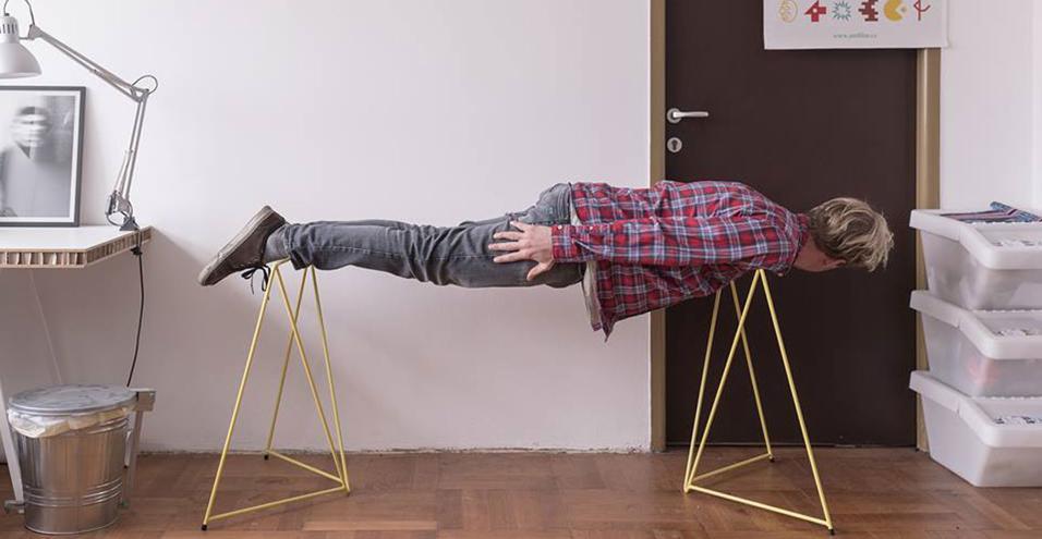 Tavolo fai da te foto 1 livingcorriere for Idee arredamento soggiorno fai da te
