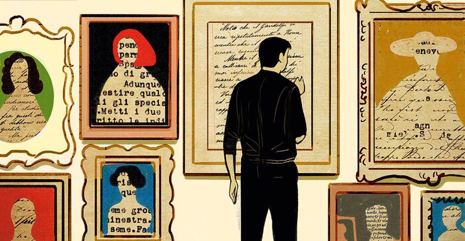 Dai personaggi agli interni: il libro Visionary Dictionary raccoglie 250 tavole del disegnatore milaneseCAPOLAVORO (2013)