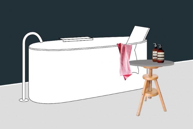 4 idee per ripensare uno sgabello vintage livingcorriere