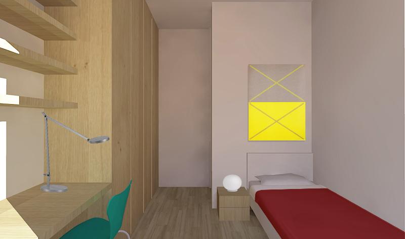 Un interno con cucina aperta sul soggiorno | Foto 1 ...