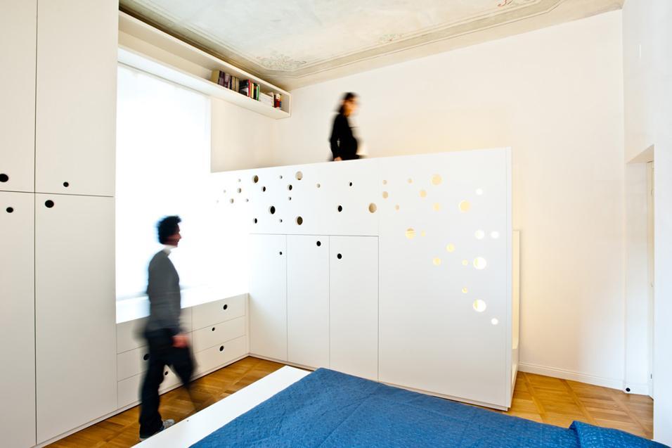 Arredare piccoli spazi idee arredare uno spazio piccolo for Piccoli piani di casa urbana