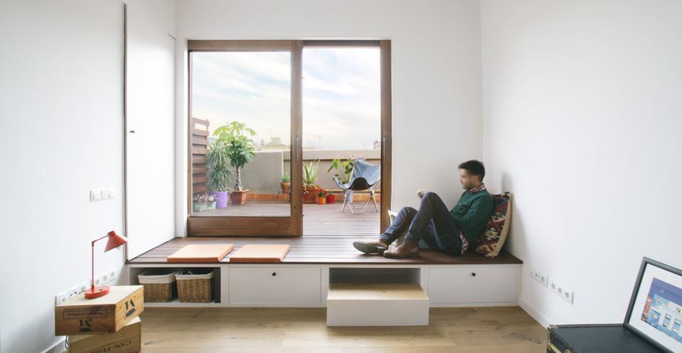 Appartamento per single a Barcellona