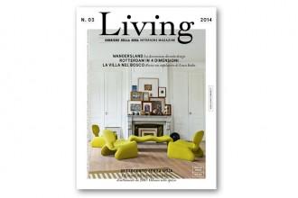 Ecco un'anticipazione di alcuni tra i servizi più interessanti del nuovo numero di Living N. 3 2014. Lifestyle, interni, appuntamenti, ma anche tanti consigli e ispirazioni per arredare e decorare la casa.  In edicola dal 4 marzo, come di consueto, allegato al Corriere della Sera