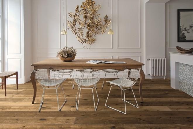 Colori, ispirazioni e regole base per chi vuole un pavimento in legno: 25 proposte per scegliere il parquet in linea con il proprio stileIl tempo di un parquet