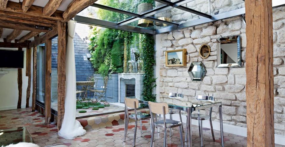 Giardino verticale a parigi for Design di casa all aperto