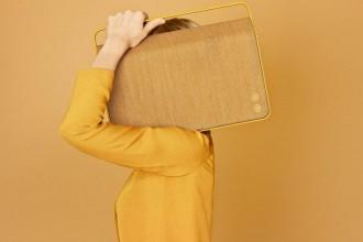 Il brand danese Vifa lancia la sua prima collezione di speaker in collaborazione con Kvadrat