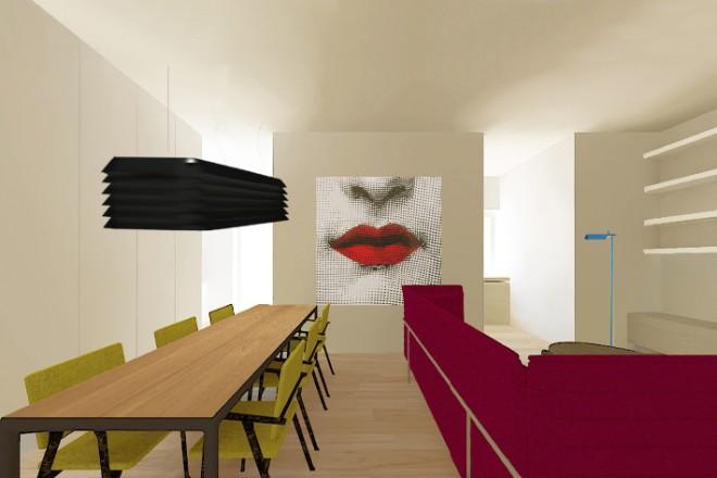 Trasformare la casa in un open space livingcorriere for Trasformare casa