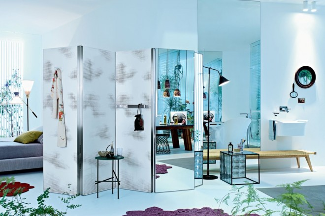 Termosifoni, corpi scaldanti e scaldasalviette sono sempre più oggetti d'arredo inseriti nell'interior design domesticoAxor