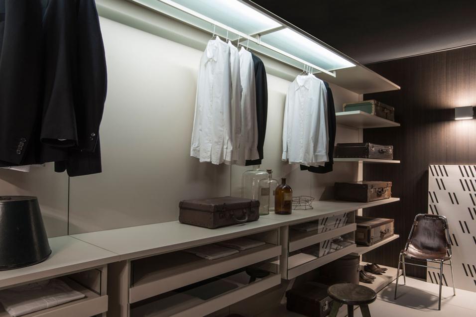Cabine armadio: 20 scelte su misura